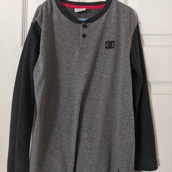 DC Other - DC kids long sleeved shirt